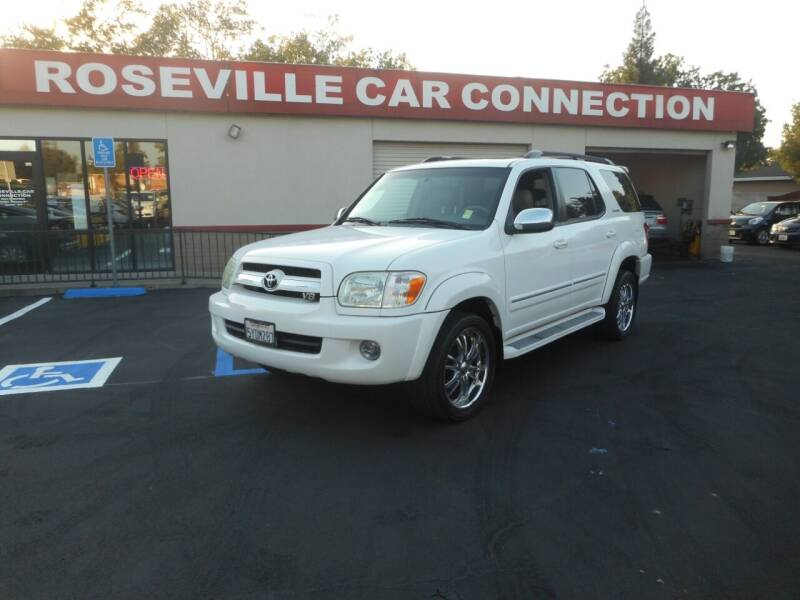 2007 Toyota Sequoia Limited 4dr SUV - Roseville CA
