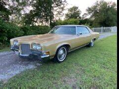 1971 Pontiac Grand Ville for sale at CAVENDER MOTORS in Van Alstyne TX