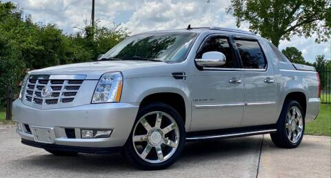 2012 Cadillac Escalade EXT for sale at Texas Auto Corporation in Houston TX