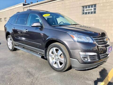 2016 Chevrolet Traverse for sale at Richardson Sales & Service in Highland IN