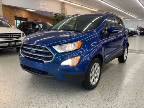 2018 Ford EcoSport for sale at Dixie Motors in Fairfield OH