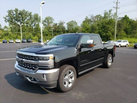 2017 Chevrolet Silverado 1500 for sale at White's Honda Toyota of Lima in Lima OH