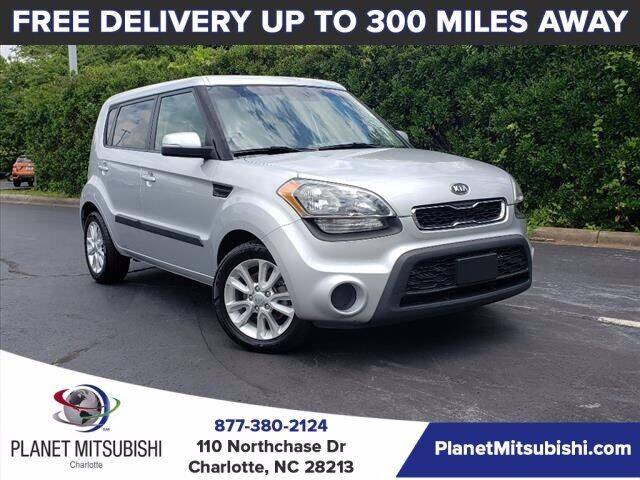 2012 Kia Soul for sale at Planet Automotive Group in Charlotte NC
