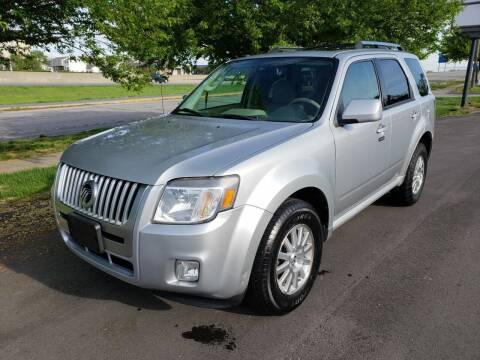 2010 Mercury Mariner for sale at Auto Hub in Grandview MO