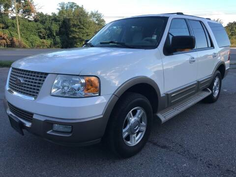 2004 Ford Expedition for sale at CAR STOP INC in Duluth GA