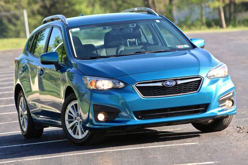 2017 Subaru Impreza for sale at P M Auto Gallery in De Soto KS