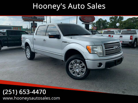 2010 Ford F-150 for sale at Hooney's Auto Sales in Theodore AL