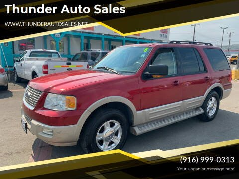 2005 Ford Expedition for sale at Thunder Auto Sales in Sacramento CA