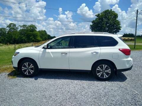2017 Nissan Pathfinder for sale at Dealz on Wheelz in Ewing KY