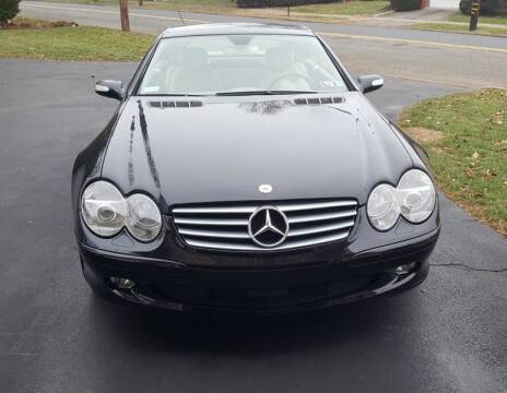 2006 Mercedes-Benz SL-Class for sale at Bethlehem Auto Sales in Bethlehem PA