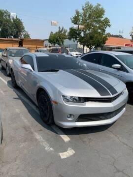 2015 Chevrolet Camaro for sale at Los Primos Auto Plaza in Antioch CA