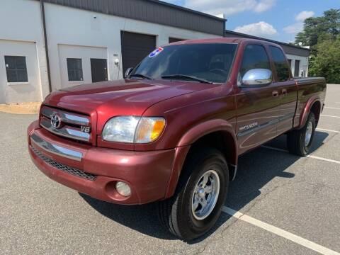2004 Toyota Tundra for sale at Auto Land Inc in Fredericksburg VA