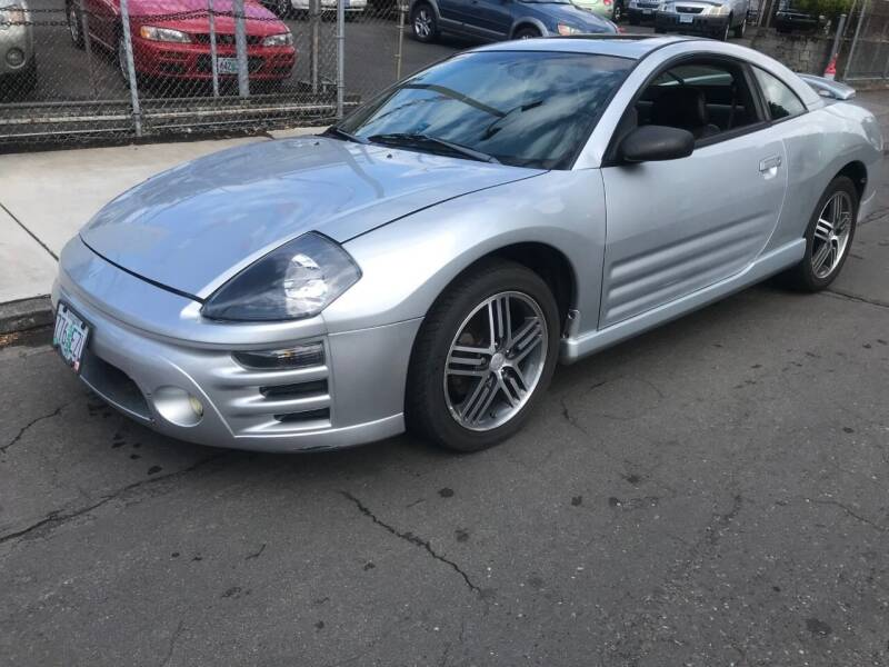 2003 Mitsubishi Eclipse for sale at Chuck Wise Motors in Portland OR