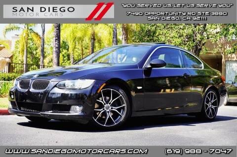 2007 BMW 3 Series for sale at San Diego Motor Cars LLC in San Diego CA