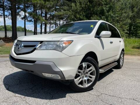 2008 Acura MDX for sale at El Camino Auto Sales - Global Imports Auto Sales in Buford GA