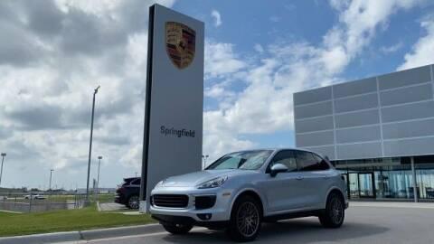 2018 Porsche Cayenne for sale at Napleton Autowerks in Springfield MO