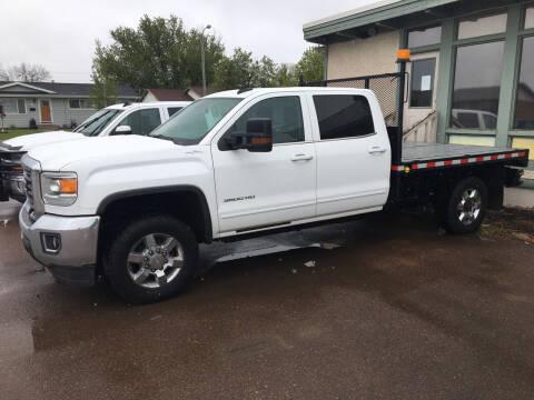 2016 GMC Sierra 3500HD for sale at A Plus Auto LLC in Great Falls MT