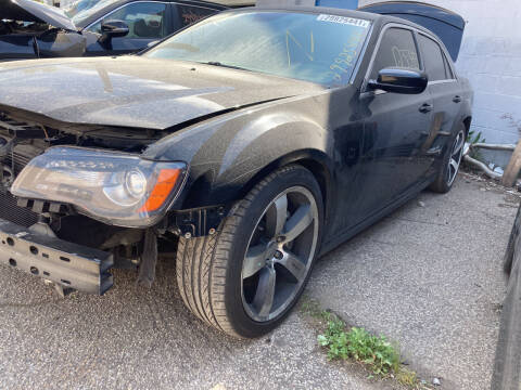 2014 Chrysler 300 for sale at ALL TEAM AUTO in Las Vegas NV