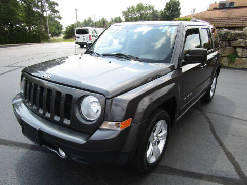 2014 Jeep Patriot for sale at Mike Federwitz Autosports, Inc. in Wisconsin Rapids WI