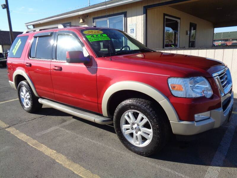 2010 Ford Explorer for sale at BBL Auto Sales in Yakima WA