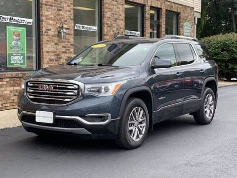 2019 GMC Acadia for sale at The King of Credit in Clifton Park NY