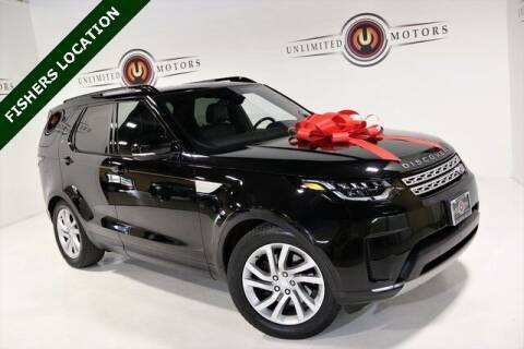 2017 Land Rover Discovery for sale at Unlimited Motors in Fishers IN