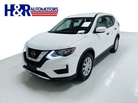 2018 Nissan Rogue for sale at H&R Auto Motors in San Antonio TX