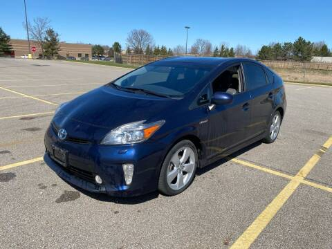 2013 Toyota Prius for sale at JE Autoworks LLC in Willoughby OH