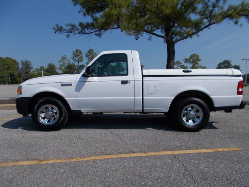 2011 Ford Ranger for sale at A & P Automotive in Montgomery AL