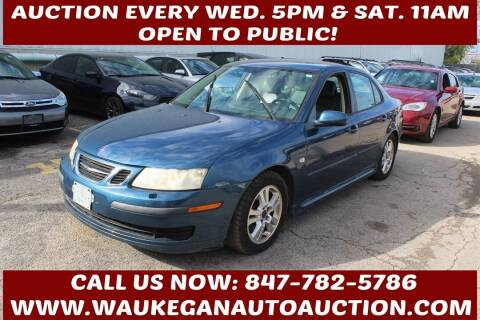 2006 Saab 9-3 for sale at Waukegan Auto Auction in Waukegan IL
