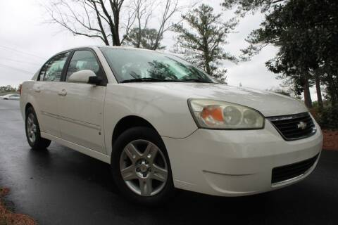 2006 Chevrolet Malibu for sale at CAR STOP INC in Duluth GA