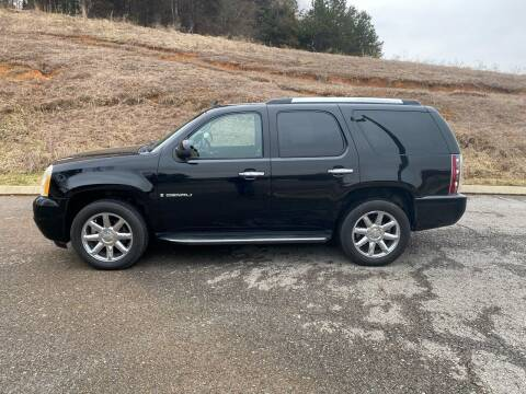 2007 GMC Yukon for sale at Unique Auto Sales in Knoxville TN