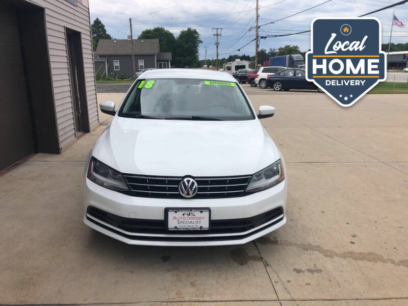 2018 Volkswagen Jetta for sale at Auto Import Specialist LLC in South Bend IN