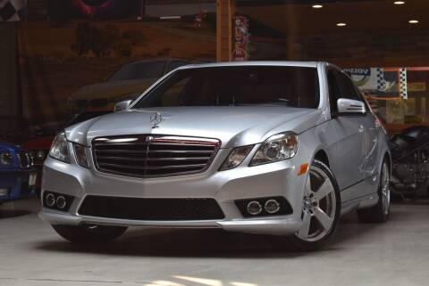 2010 Mercedes-Benz E-Class for sale at Chicago Cars US in Summit IL