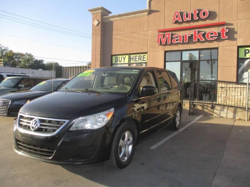 2010 Volkswagen Routan for sale at Auto Market in Oklahoma City OK