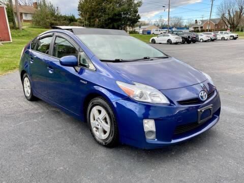 2010 Toyota Prius for sale at ANZ AUTO CONCEPTS LLC in Fredericksburg VA