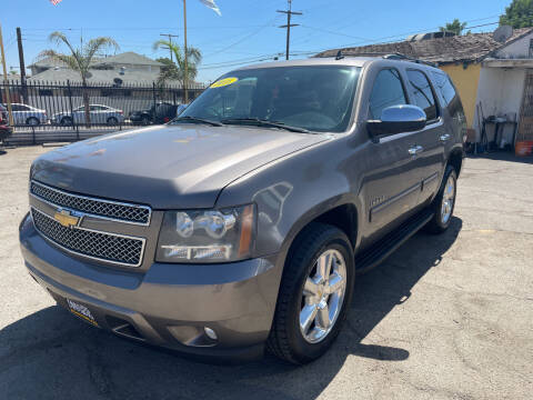 2011 Chevrolet Tahoe for sale at JR'S AUTO SALES in Pacoima CA