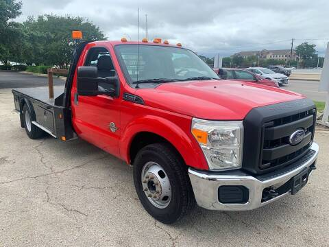2015 Ford F-350 Super Duty for sale at Austin Direct Auto Sales in Austin TX