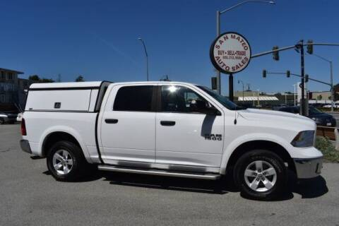 2015 RAM Ram Pickup 1500 for sale at San Mateo Auto Sales in San Mateo CA