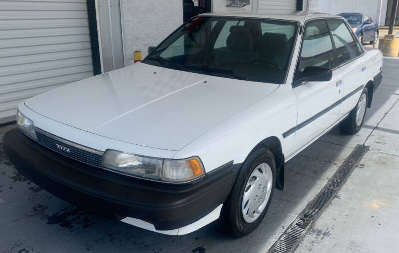 1989 Toyota Camry for sale at Tiny Mite Auto Sales in Ocean Springs MS