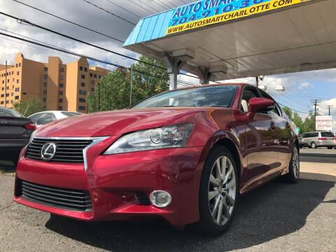 2013 Lexus GS 350 for sale at Auto Smart Charlotte in Charlotte NC
