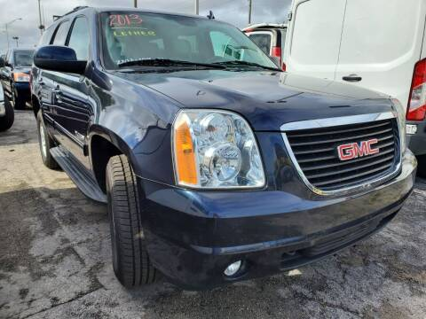 2013 GMC Yukon for sale at H.A. Twins Corp in Miami FL
