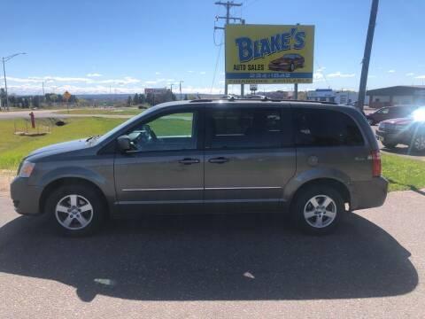 2010 Dodge Grand Caravan for sale at Blake's Auto Sales in Rice Lake WI