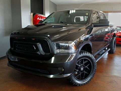 2015 RAM Ram Pickup 1500 for sale at Motion Auto Sport in North Canton OH