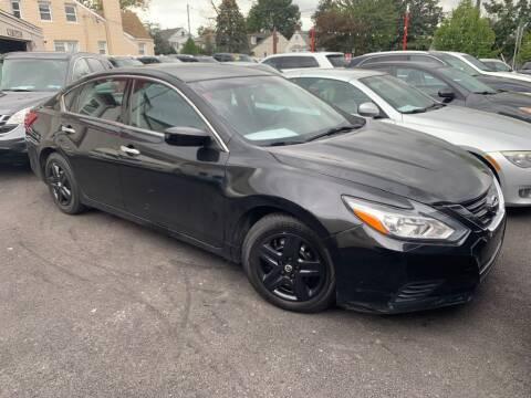 2018 Nissan Altima for sale at Park Avenue Auto Lot Inc in Linden NJ