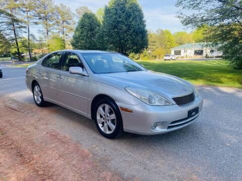 2005 Lexus ES 330 for sale at H&C Auto in Oilville VA