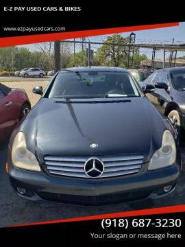 2006 Mercedes-Benz CLS for sale at E-Z Pay Used Cars - E-Z Pay Cars & Bikes in McAlester OK