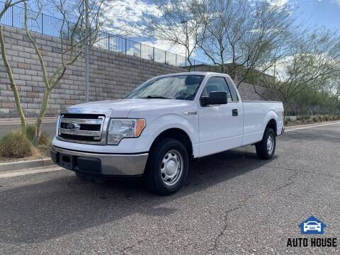 2014 Ford F-150 for sale at AUTO HOUSE TEMPE in Tempe AZ