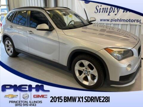 2015 BMW X1 for sale at Piehl Motors - PIEHL Chevrolet Buick Cadillac in Princeton IL