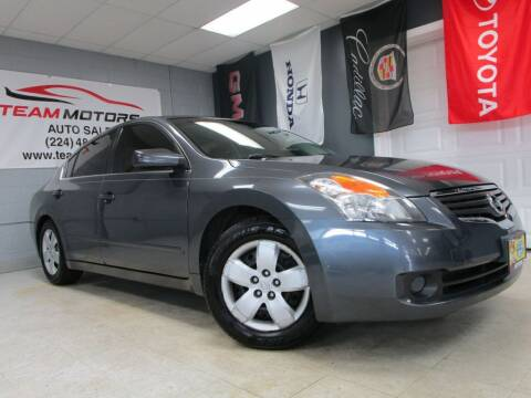 2007 Nissan Altima for sale at TEAM MOTORS LLC in East Dundee IL